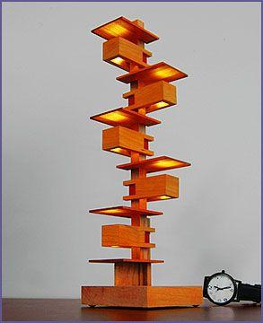 frank lloyd wright mini taliesin lll lamp. Black Bedroom Furniture Sets. Home Design Ideas