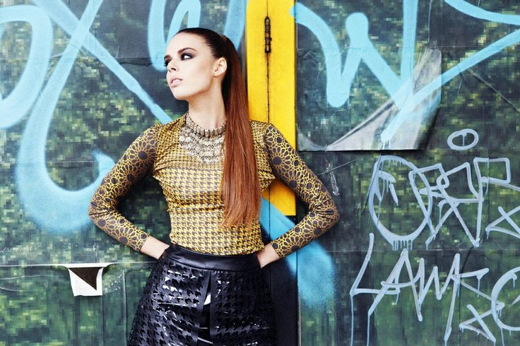 Sanna Naapuri Lookbook - Autumn/Winter 2012