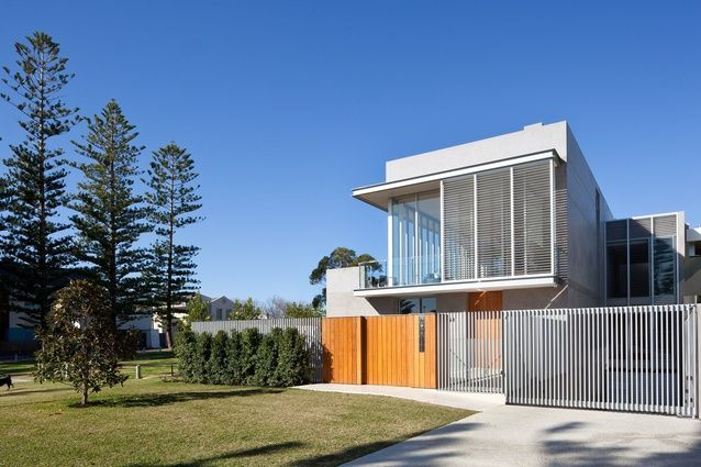 Campbell house by kerry hill architects architecture for Local architects