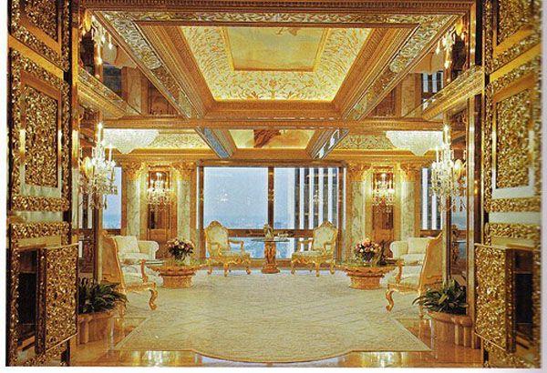 Trump Tower Interior Pinterest