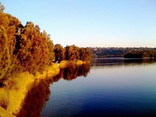 Best Fishing Spots in Sydney. Narrabeen Lakes