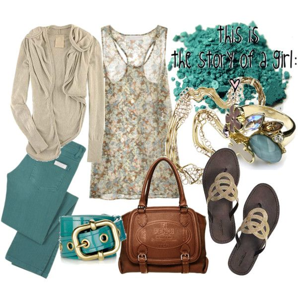What To Wear With A Teal Blouse 56
