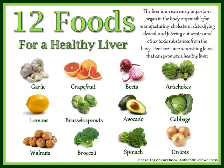 how to make your liver healthy