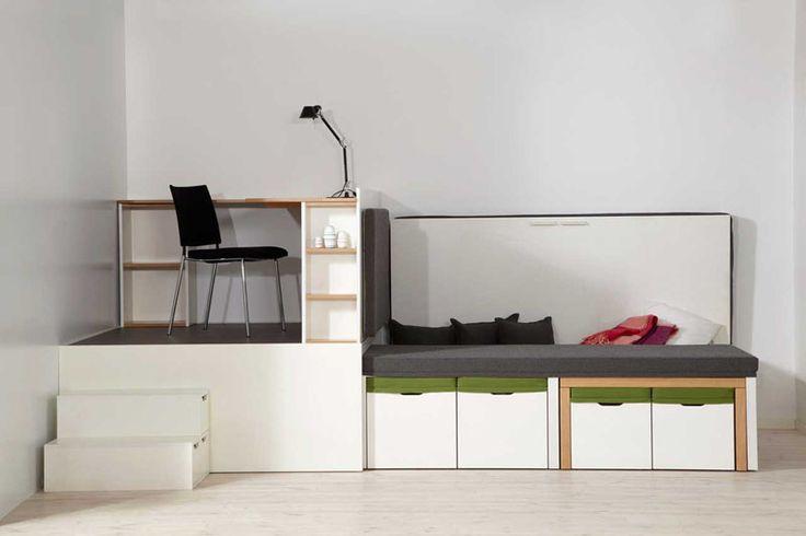 super space saving bedroom furniture set