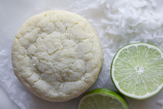 Toasted Coconut Lime Sugar Cookies | Wow..Cookies!! | Pinterest