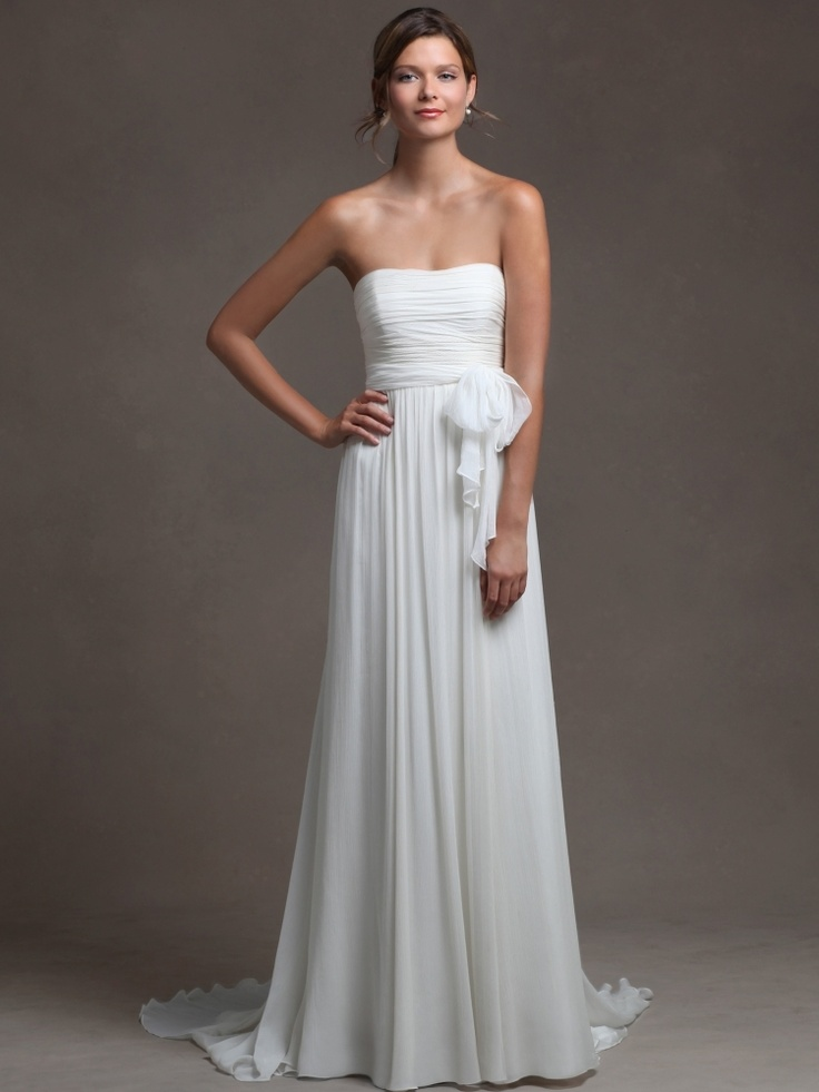 More greek goddess wedding dresses pinterest for Greek goddess style wedding dresses
