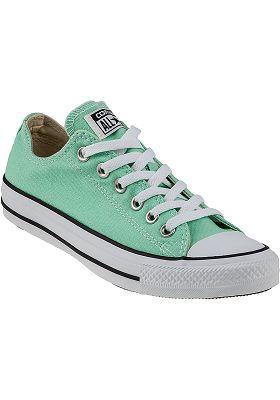 Chuck Taylor All-Star Sneaker Peppermint Fabric - Jildor Shoes