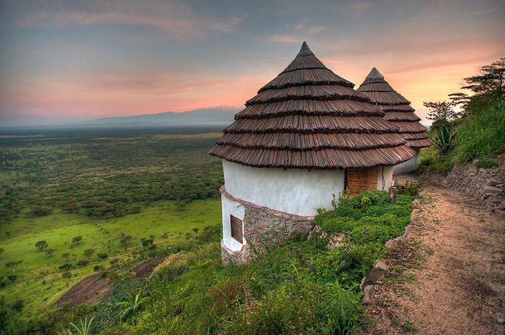 Queen Elizabeth National Park, Uganda | Accommodation in Uganda; Hote ...
