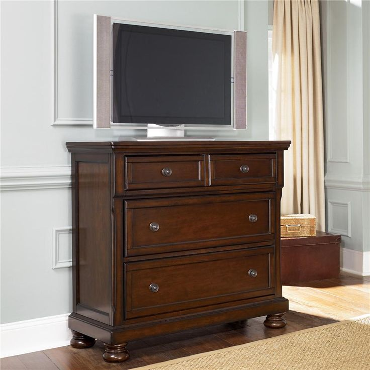 Ashley Furniture Porter Media Chest 736 x 736