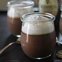 Chocolate Guinness Pudding | I just want dessert | Pinterest