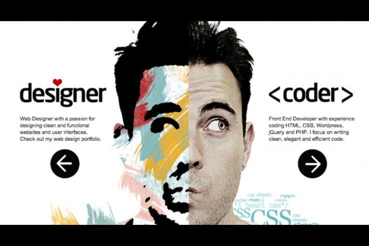 Designer Vs Coder Funny Pinterest