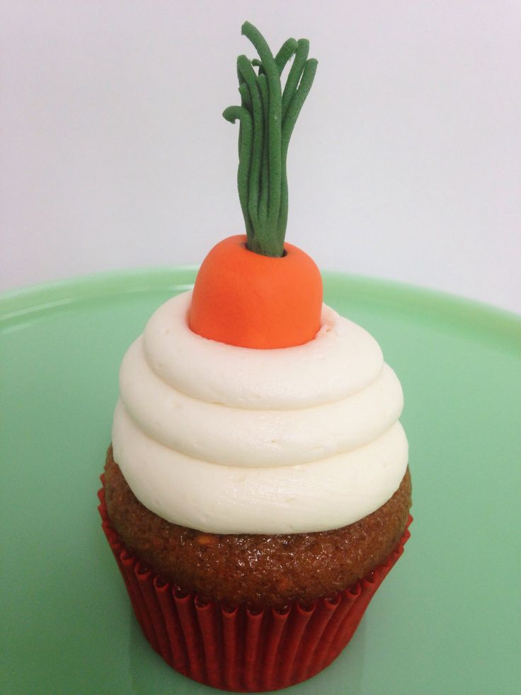Carrot top cupcakes Sweet & Saucy Shop | Sweet & Saucy Shop ...