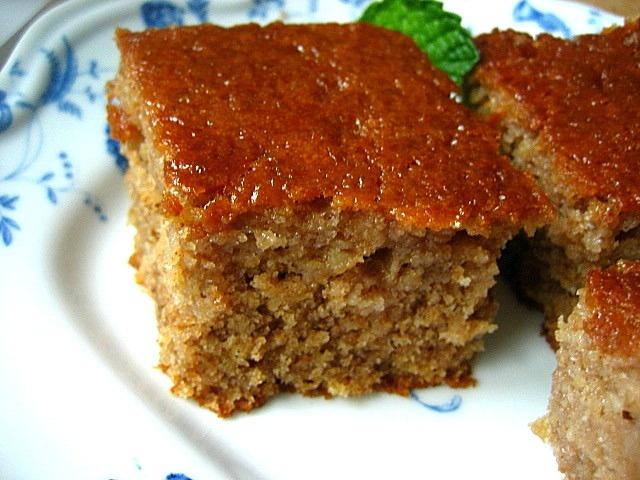 Greek Walnut Cake | Cakes | Pinterest