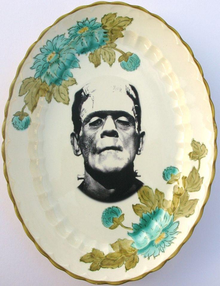 Halloween Frankenstein | Halloween Haunts | Pinterest