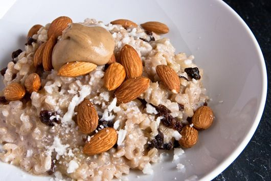 Brown Rice Pudding | Brown Sugar | Pinterest