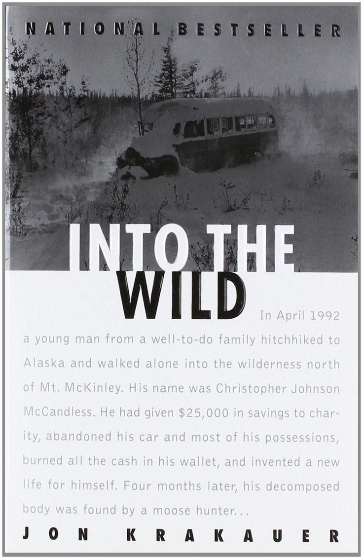 into the wild jon krakauer thesis