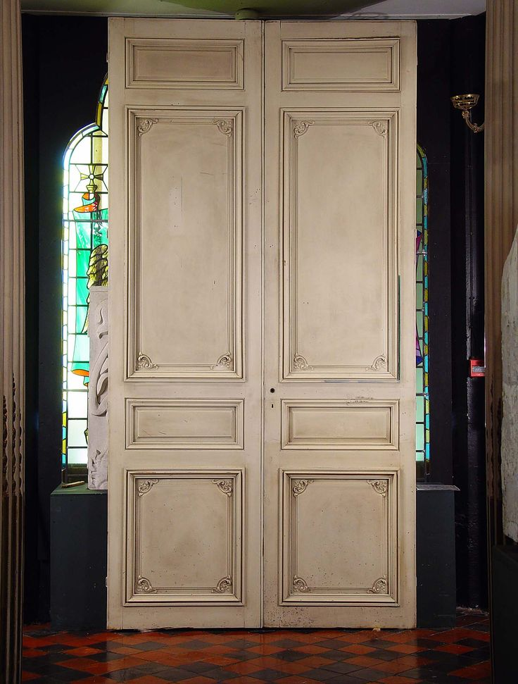 Pin by tina craig on interior pinterest for Door in french