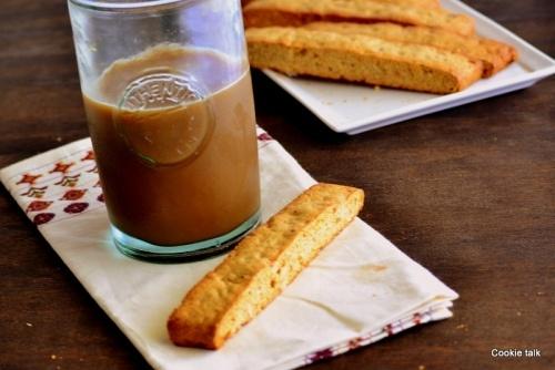 cinnamon hazelnut biscotti | biscotti | Pinterest