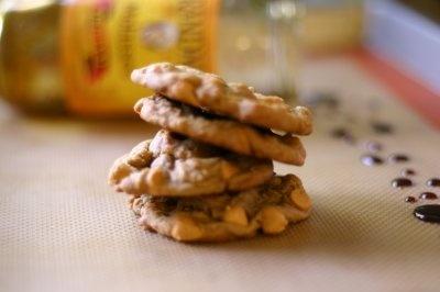 Butterscotch Gingerbread Cookies | Holiday Inspirations | Pinterest
