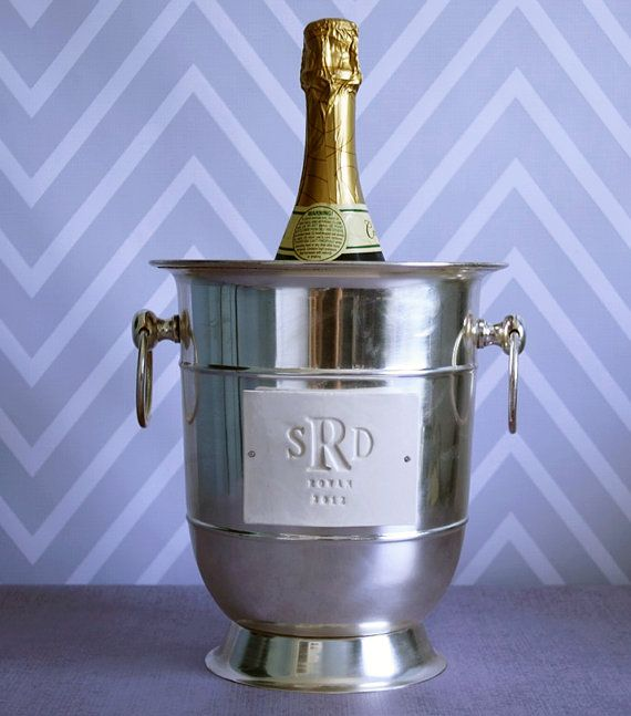 Personalised Wedding Gift Champagne : Personalized Wedding Gift Stainless Steel Champagne by Susabellas, USD89 ...