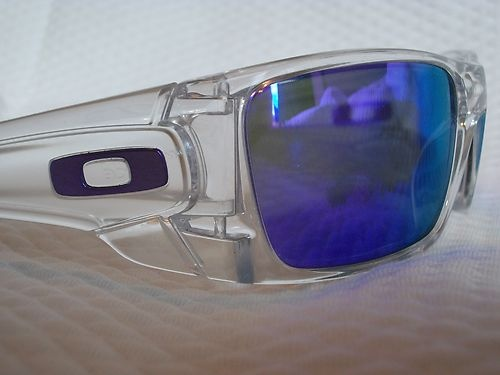 Oakley Fuel Cell Clear