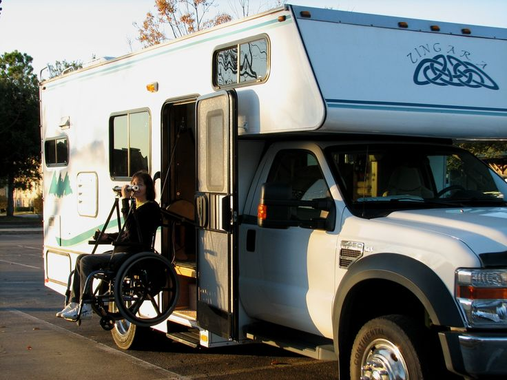 Innovative PortALift In Recreational Vehicles