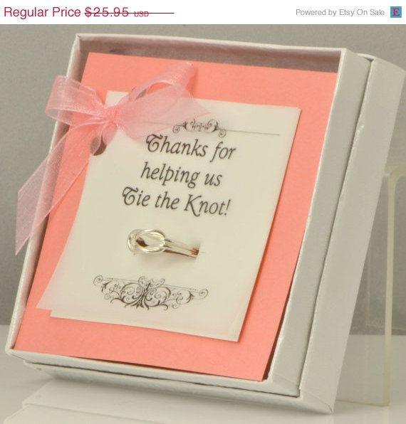 ... Wedding JewelryMaid of Honor GiftBridesmaid Gift -Infinity Knot