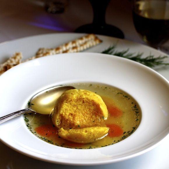 saffron matzo balls recipe | Food & Cocktails | Pinterest