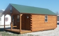 Local, Daviess County, Amish built