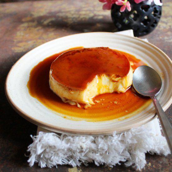 Classic Crème Caramel | Desserts | Pinterest