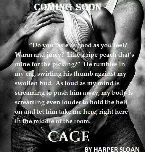 cage harper sloan quotes book pinterest
