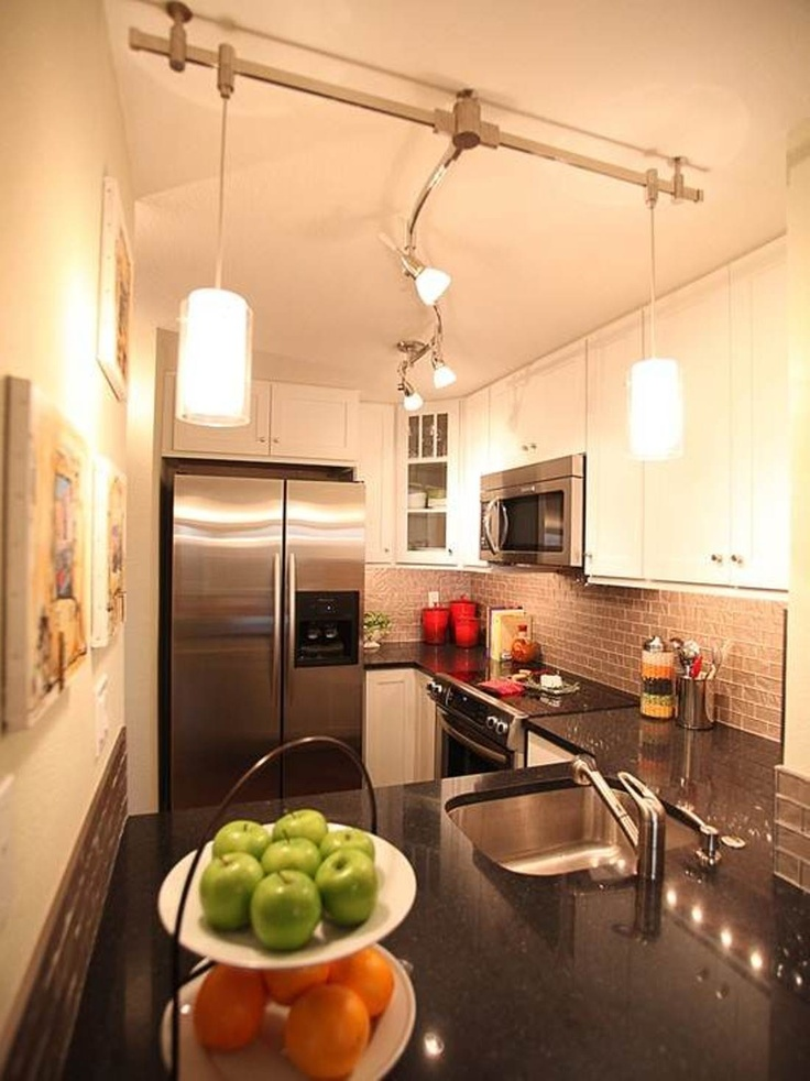 good kitchen track lighting ideas for your kitchen