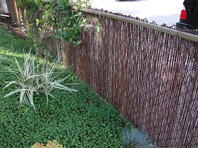 chain link fence cover up shabby chic fence pinterest
