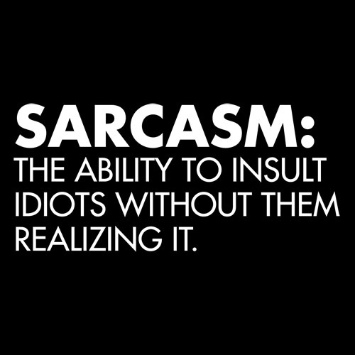 Sarcastic dating quotes