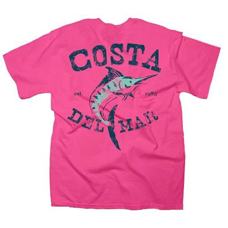 New Authentic Costa Del Mar CLS Lime SS TShirt Size