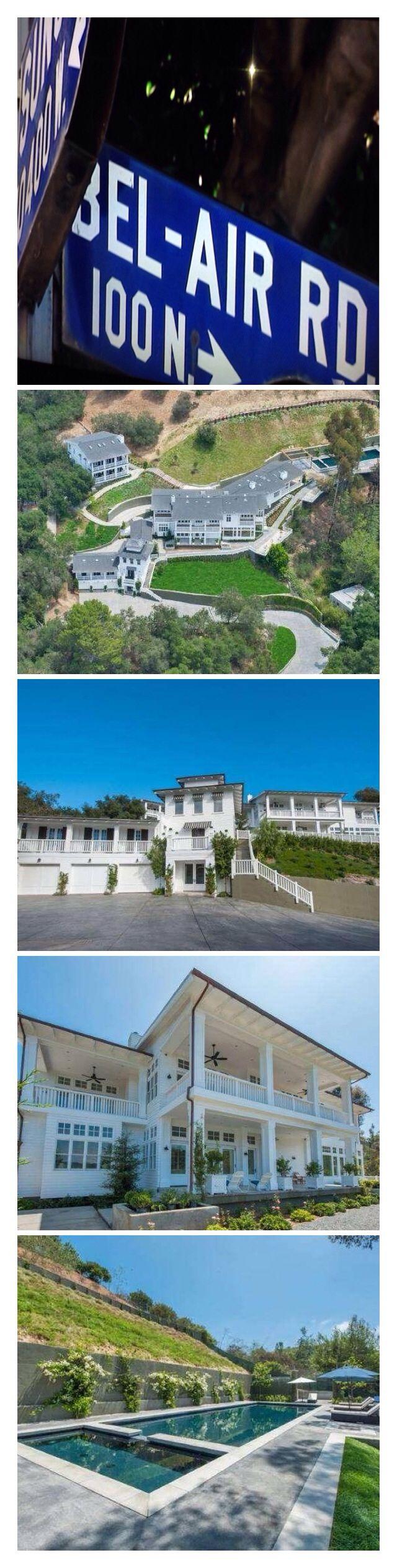 Luxury Homes Estates Bel Air Luxury Mansions Great Estates