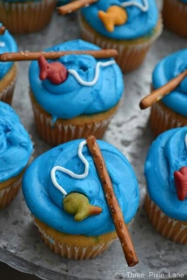 Adorable cupcakes! | Creativity with food | Pinterest