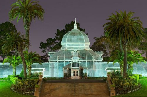 Conservatory of Flowers, San Fransisco, CA