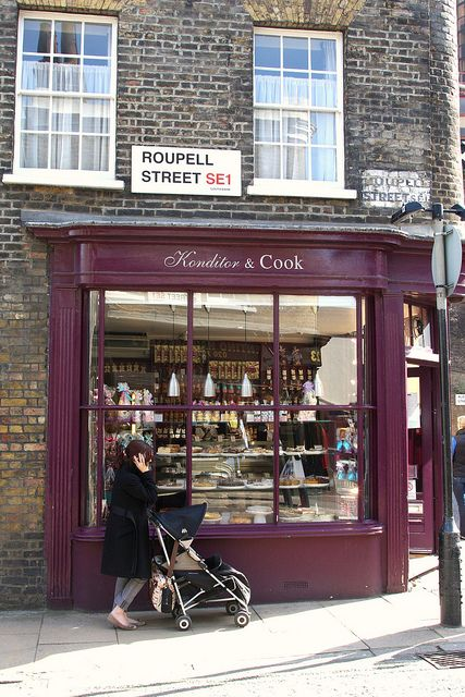 Corner Shop, Konditor and Cook, Roupell St, SE1 | Flickr - Photo Sharing!