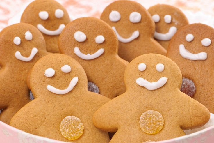 gingerbread pals | recipes for gray | Pinterest