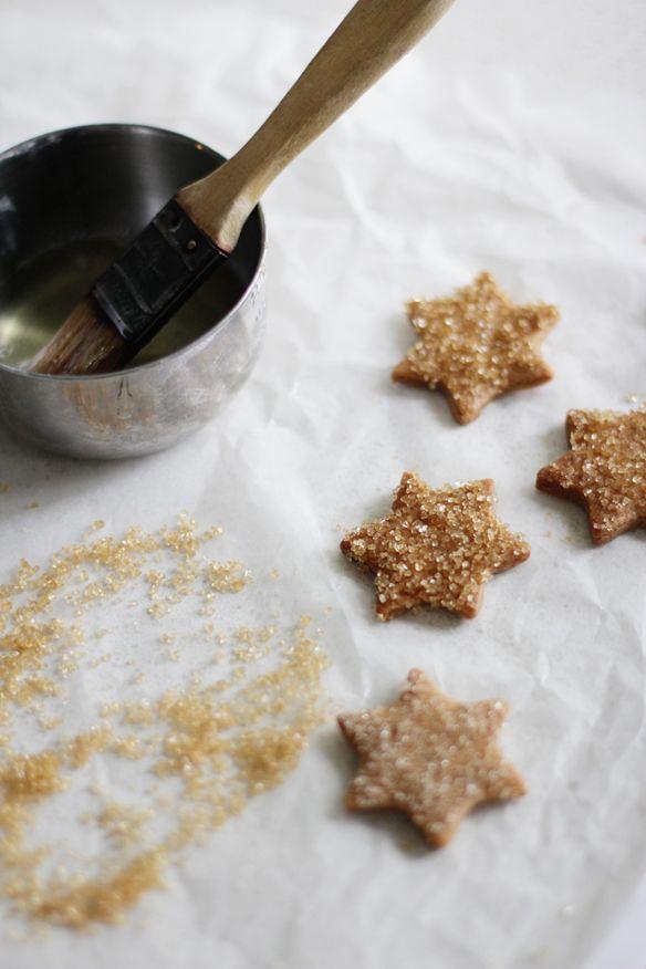 spiced brown sugar cookies. | Food | Pinterest