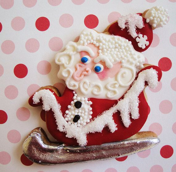 Old-Fashioned Christmas Cookies