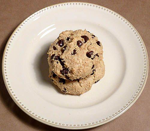 Chocolate Chip Scones with Almond Flour | Baking | Pinterest
