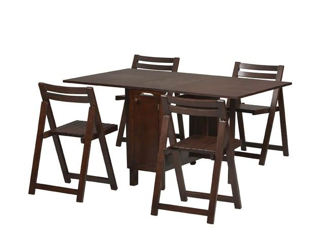 Fold Up Dining Set Ivillage For The Home Pinterest Table Chairs
