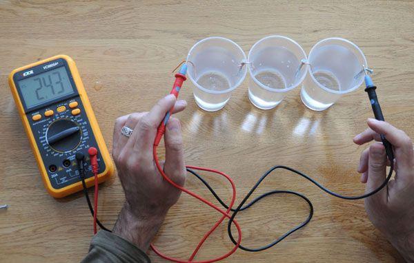 potato battery science project