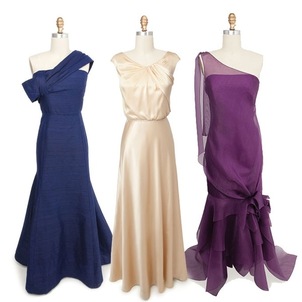 Modern Mother-of-the-Bride Dresses