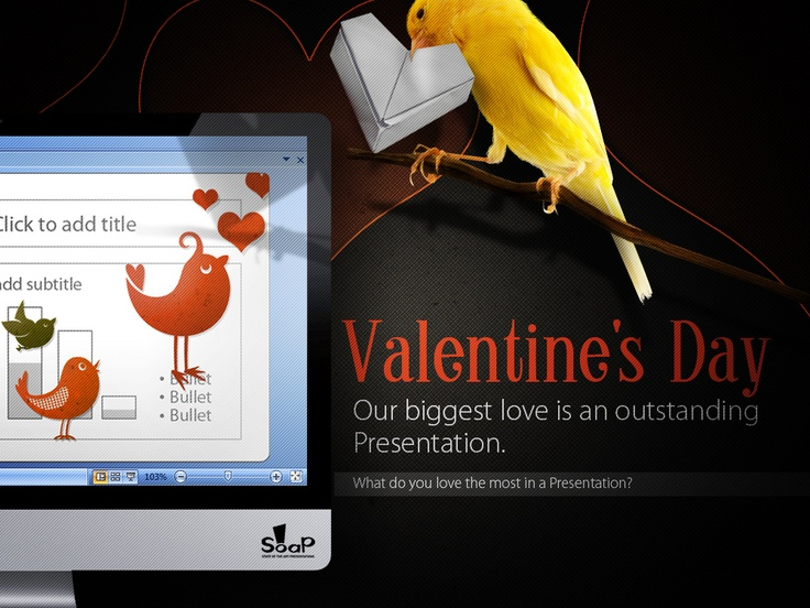 valentine's day ppt for girlfriend