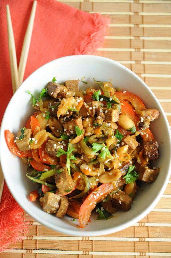 Lean Tofu Pad Thai Recipes — Dishmaps