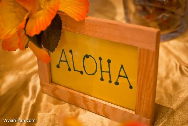 Luau Party, Tropical Baby Shower, Hawaiian Theme DIY Party, Luau ...