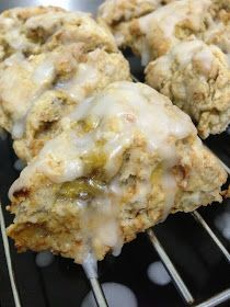 Baking Diary: Banana Walnut Scones | Baking | Pinterest
